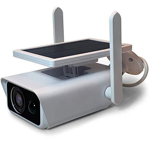 YZX Cámara de vigilancia Solar inalámbrica Cámara de bajo Consumo HD WiFi Plástico Impermeable
