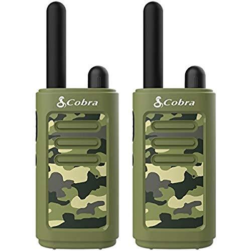 Cobra® He150g 16-mile 2-way Radios (green)
