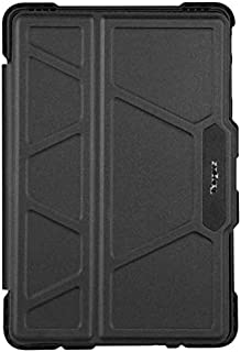 Targus Pro-Tek Rotating Stand Case for Samsung Galaxy Tab S4, Black (THZ752GL)