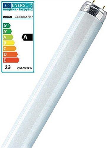 Leuchtstoffröhre Lumilux 18W L.59cm D.26mm Cool White Lichtfarbe 840 OSRAM,25St.