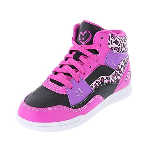 Nickelodeon Shoes Pink Black Girls