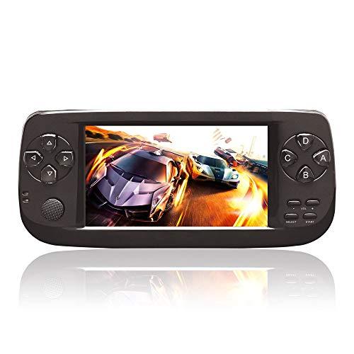MYAMIA-Consola De Juegos De 16G 64 bits 4.3 Inch HD Portátil De...