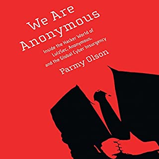 We Are Anonymous cover art