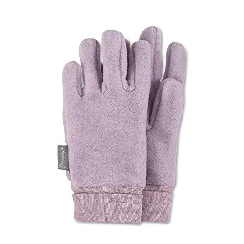 Sterntaler Unisex Kinder Fingerhandschuh Cold Weather Gloves, Rosa Mel., 4 EU