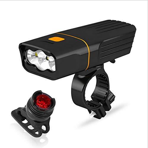 Jessic-adaphne waarschuwingslicht, zeer helder, voor fiets, nachtlicht, LED, achterlicht, waterdicht, fietsaccessoires