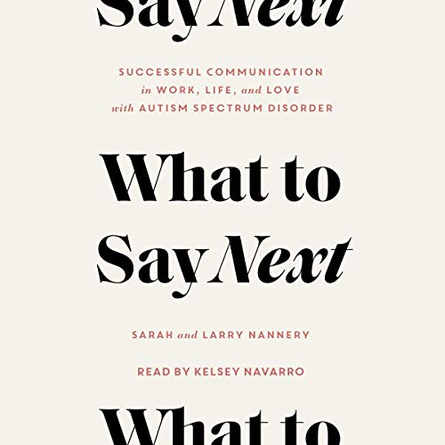 What to Say Next cover art