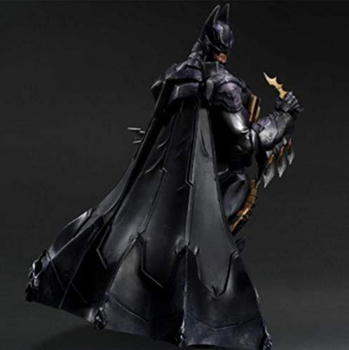 VENDISART Batman Armored Ver Play Arts Kai Action Figure Model Toys Anime Batman Joker Playarts Kai Toy Doll Gift