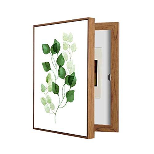 Medidor eléctrico Cuadro de distribución Cuadro Decorativo Pintura Libre perforación Moderna Minimalista...