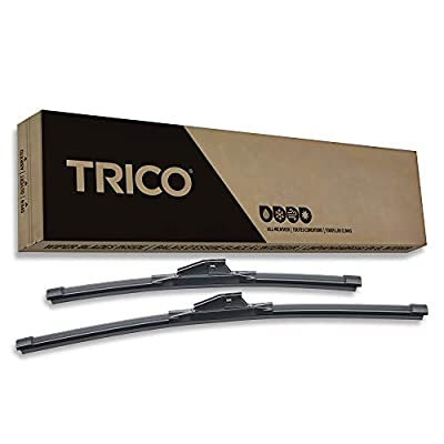 "Trico 18-2221 Gold All Weather Beam Wiper Blades - 22""+ 21"" (Pack of 2)"