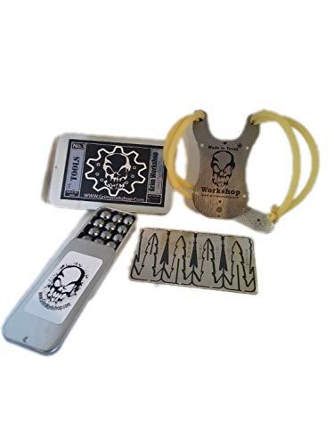 Grim Workshop Slingshot Hunting and Survival Kit