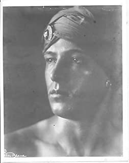 RUDOLPH VALENTINO 8X10 COPY PHOTO CC8020