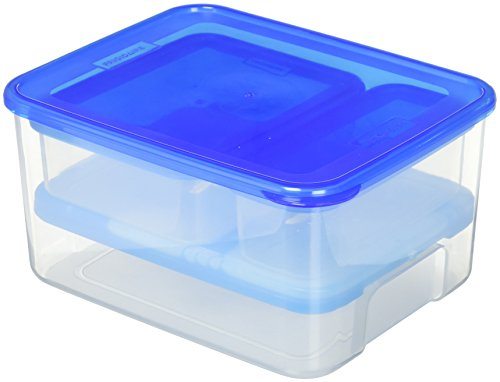 Frigidaire Lunch Box System with Cool Pack - Fresh Lunch On The Go