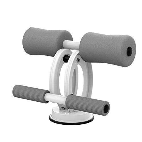 OMGOT Sit Up Aid Multifunctional Adjustable Sit-Up Machine Self-Priming Sit-Up Bar for Home Fitness Exercise Sit Up Equipment