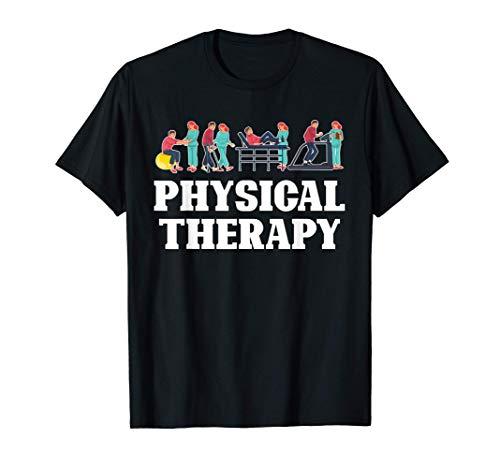 DPT Idea Regalo Per Fisioterapista Dottore Fisioterapia Maglietta