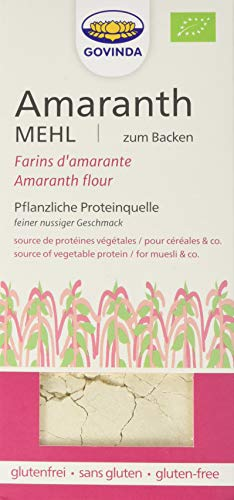 GOVINDA Amaranth-Vollkornmehl, 1er Pack (1 x 350 g)