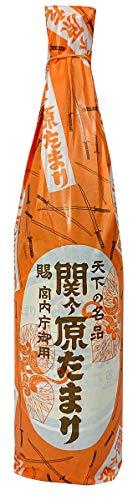 濃厚 関ヶ原たまり醤油 720ml (ご家庭使用サイズ)