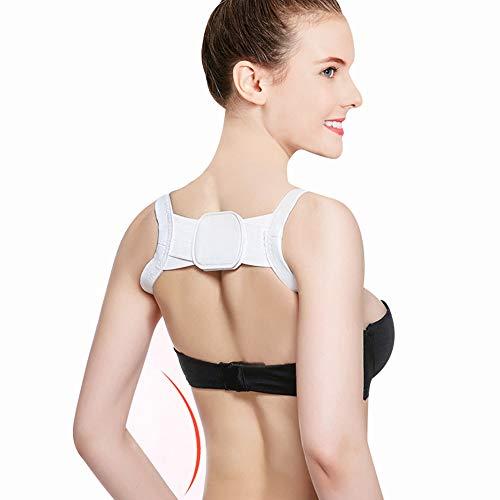 Orthopädischer Schultergurt, verstellbar, atmungsaktiv, zur Korrektur der Haltung, unsichtbar