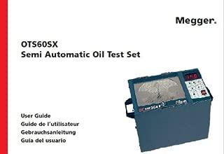 megger oil test set