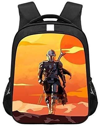 Best- Best Boy's Schoolbag Students Polyester Backpack Children Schoolbag Burden Shoulder Bag Fashion Best- Best (Color : 15)