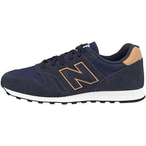 New Balance 373 Zapatillas Hombre, Azul (Blue Blue), 40.5 EU (7 UK)