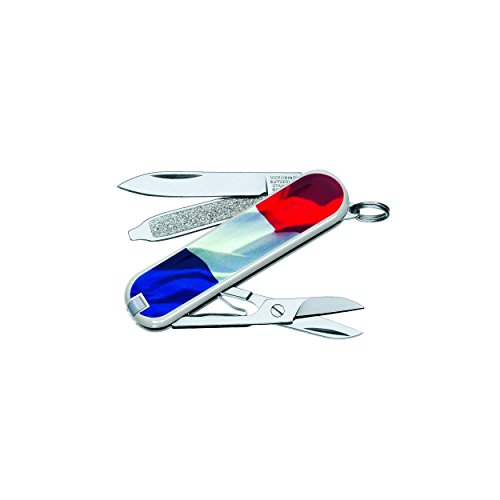 Victorinox CLASSIC CANIF White French Flag 0.6223.fr
