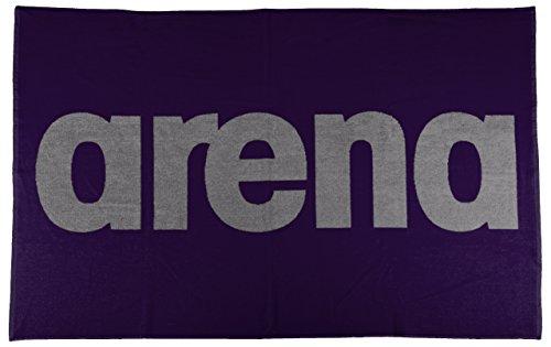 Arena Handy, Telo Unisex Adulto, Multicolore (Marine/Gris), Taglia Unica