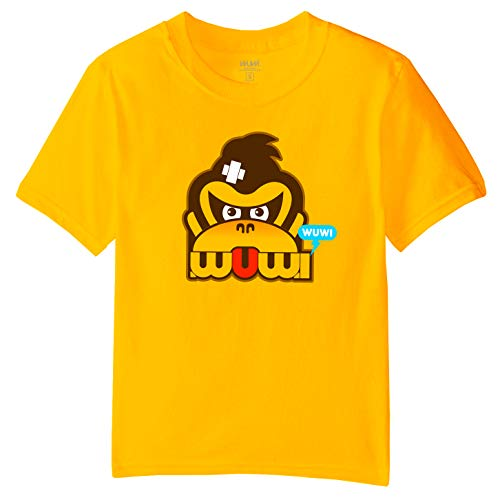 Kids Wuwi Donkey Kong T-shirt, Ages 3 to 13 Years