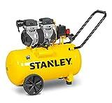 Stanley B2DC2G4STN705 Compressore Silenzioso 50 Litri 1,3 HP, 230 V