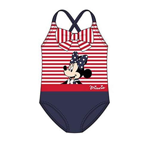 Minnie Costume Intero Mare Disney Bimba Mare da 12 Mesi a 36 Mesi Originale ed Ufficiale da Mare...