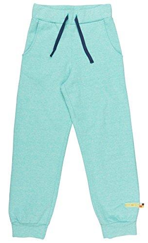 Loud + Proud Sweathose, Streifen Klein Pantalon, Vert (Smaragd), 6 Mois Mixte bébé
