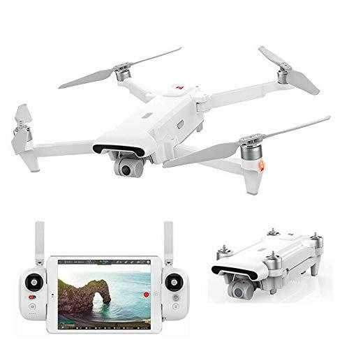 Avions Drone avec Camera 4K HD GPS pour Xiaomi Original Authentique Xiaomi FIMI X8 Se 2020 Drone 8KM FPV 3-Axis Gimbal 4K Caméra GPS Quadcopter 4500mAh Ba