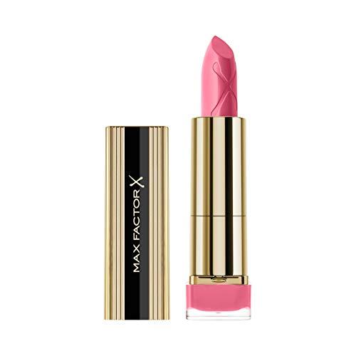 Max Factor Colour Elixir Lipstick English Rose 510 – Pflegender Lippenstift, der mit einem brillanten, intensiven Farbergebnis begeistert