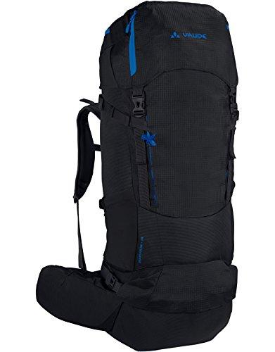 VAUDE 126760100 Sac de Trekking Mixte Adulte, Noir, FR Unique (Taille Fabricant : One Size)