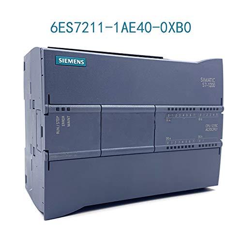 Siemens 6ES7211-1AE40-0XB0 S7 1200 CPU Modul 1211 CPU DC/DC/DC