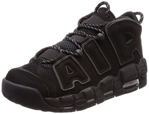 Nike Men's Air More Uptempo Black 414962-004 (Size: 10)