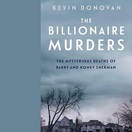The Billionaire Murders audiobook cover art