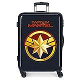 Valigia media rigida 68cm Captain Marvel