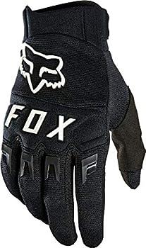 Fox Racing Men s DIRTPAW Motocross Glove Black/White Large