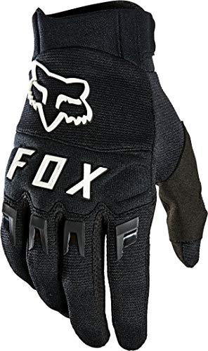 Fox 25796_018_M Dirtpaw Black Glove Black Black/White M