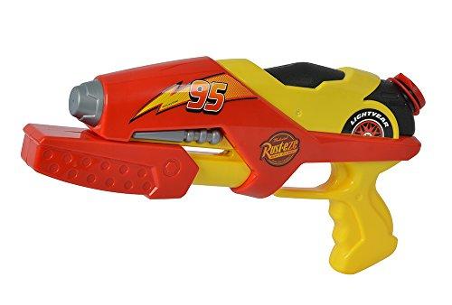Cars - Pistola de Agua Speed, 31 cm (Simba 7052013)