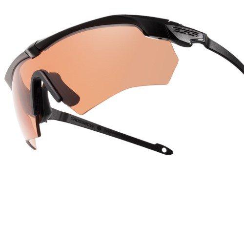 ESS Eyewear Arbalète Kit 2X Noir