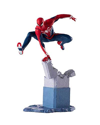 Pop Culture Shock Marvel's Spider-Man Marvel Gamerverse PVC Statue 1/12 Spider-Man 17 cm