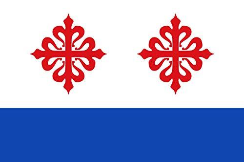 magFlags Bandera XL Paño Rectangular | Bandera Paisaje | 2.16m² | 120x180cm