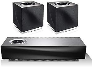 Naim Mu-so & Mu-so Qb 3- Room Wireless Music System Combo (1st Gen)