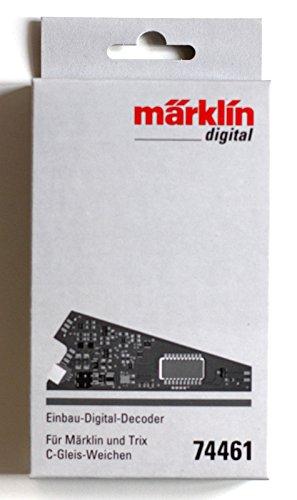 Märklin 74461 - Einbau-Digital-Decoder C-Glei