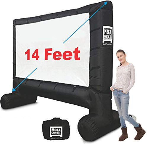 Inflatable Mega Movie Screen