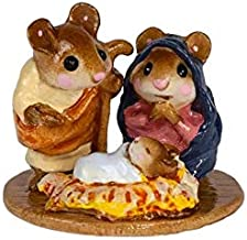 product image for Wee Forest Folk M-117m Mini Chris-Mouse Pageant (New 2019)