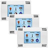 AZDelivery AZ-Touch Mod Smart Home Kit de Montaje en Pared con Pantalla Táctil TFT LCD 2,8 Pulgadas, Controlador Táctil SPI XPT2046 Compatible con...