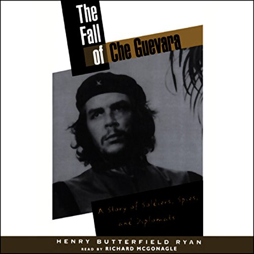 The Fall of Che Guevara copertina