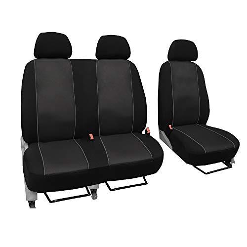 GSC Sitzbezüge Universal Schonbezüge 1+2 kompatibel mit Mercedes VITO W639